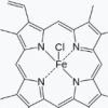 ヘマチンの構造式-髪のUV対策